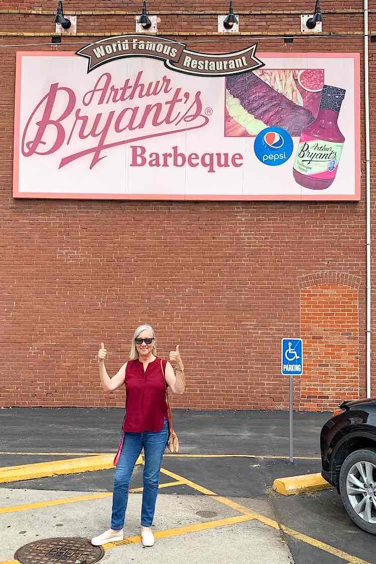 Arthur Bryant's Barbeque Restaurant in Kansas City