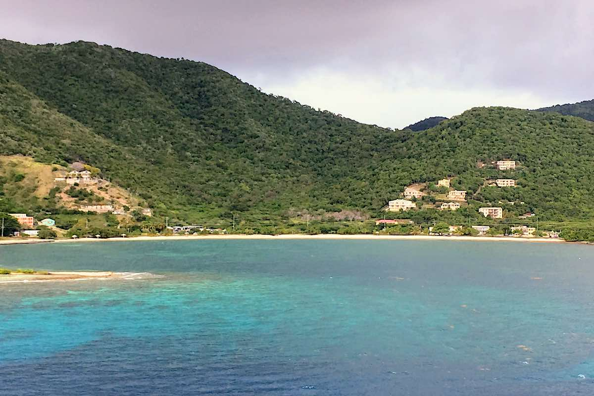 Tortola cruise excursions