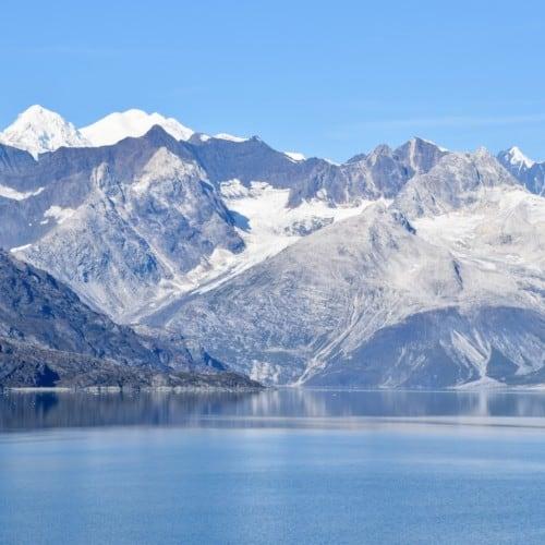 Margerie Glacier in Glacier Bay