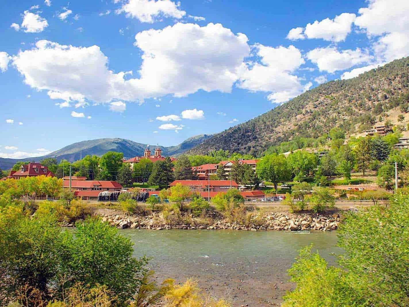 Glenwood Springs, Colorado.