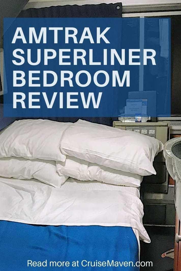 Amtrak Superliner Bedroom Review Pinterest Pin