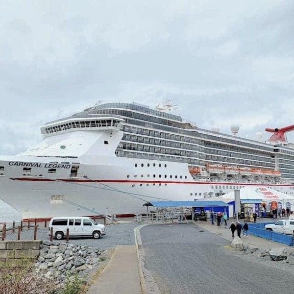 Carnival Legend Cruise Ship Photo Tour After Recent Refurbishment