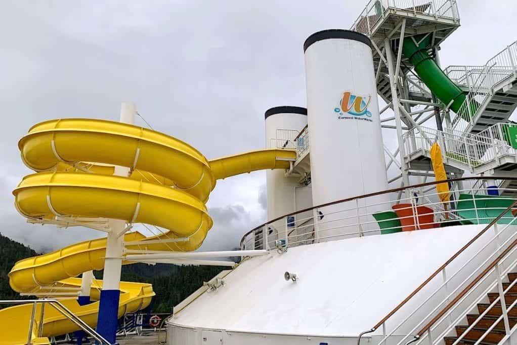 WaterWorks water slides