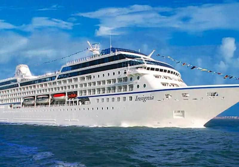 Oceania Cruises Reveals Mega 180-Day Around the World Cruise in 2023
