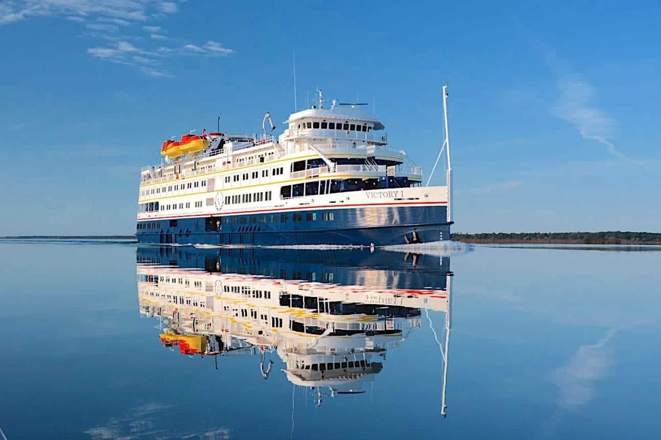 Victory cruise ship