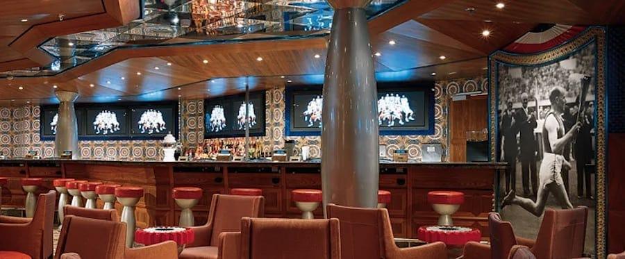 Carnival Legend photo Dreamteam Sports Bar
