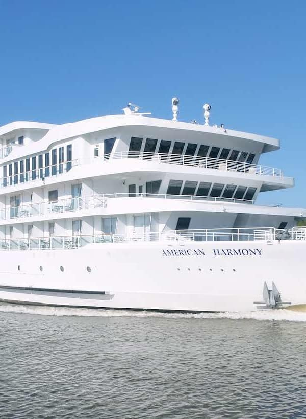American Harmony Riverboat