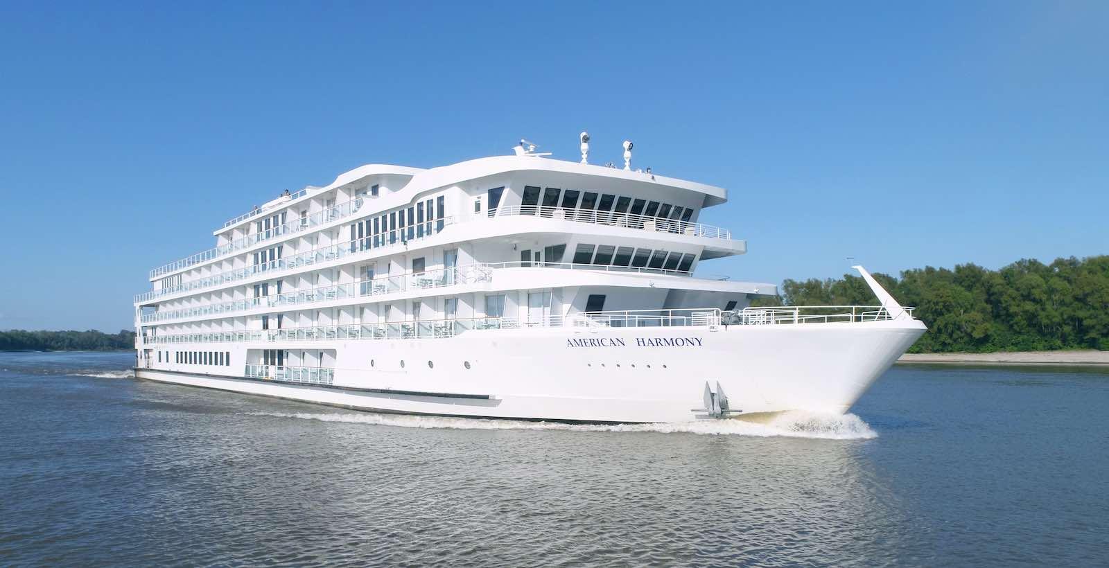American Harmony Riverboat