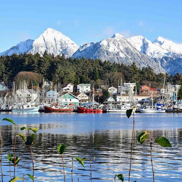 Norwegian Cruise Line Donates $1 Million to Sitka, Alaska