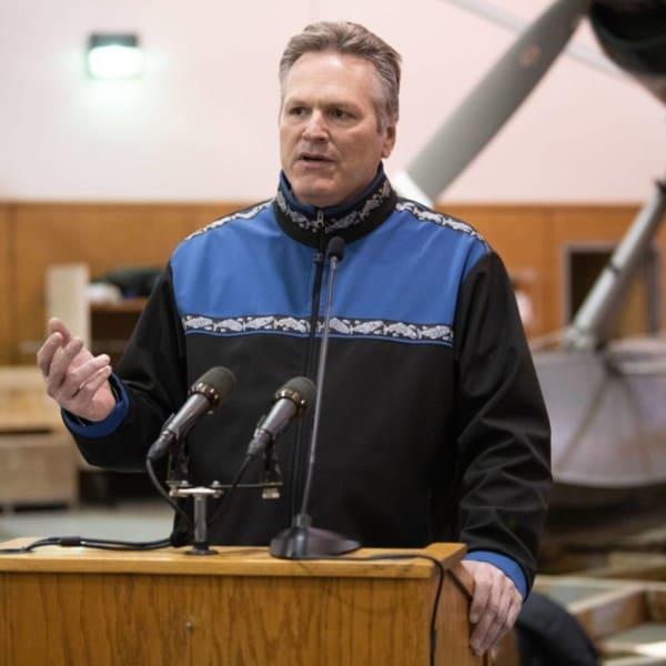 "Alaska Governor ""Luring"" Tourists with Free Vaccine"