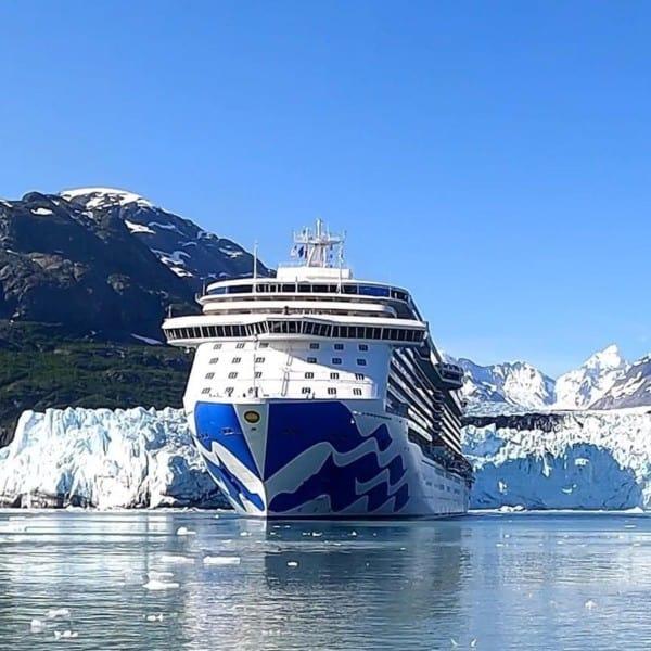 Princess Cruises Completes First Alaska Sailing
