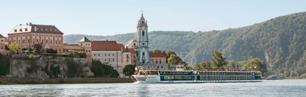 Vantage River Cruise Ship River Splendor on the Rhine River