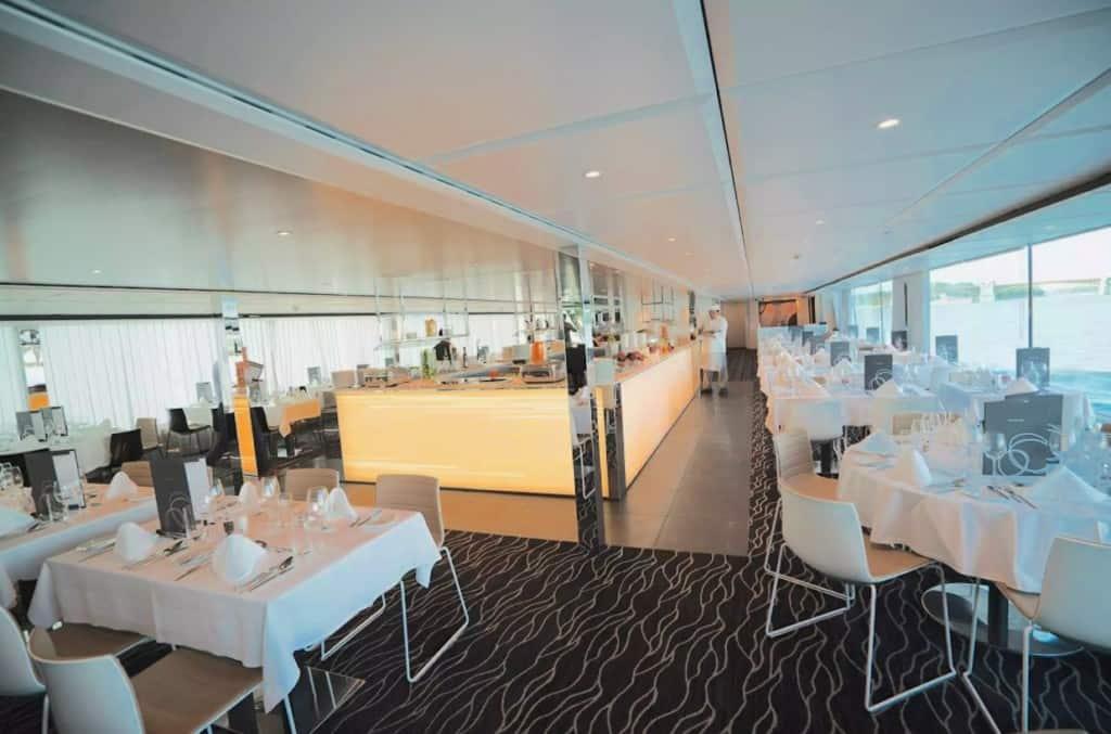 Emerald Cruises Reflection Restaurant