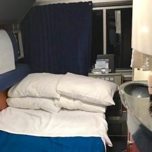 Amtrak Deluxe Bedroom Sleeper